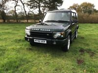 Land Rover discovery TD5 facelift