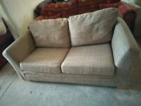 Ikea sofabed sofa,mattress not used so in VGC Delivery Poss