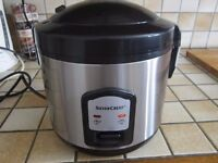 rice cooker. as new. Never used!