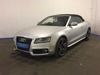 Audi A5 S Line TFSI CVT 2010 with No Credit Scoring Finance* and No Deposit only in January!**