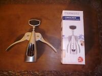 NEW LEVER ARM CORKSCREW,NEVER BEEN USED
