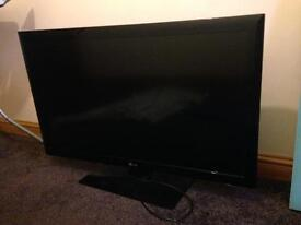 """LG 42"""" LCD TV 1080p HD Freeview"""