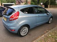 Ford Fiesta Diesel titanium BARGAIN NO OFFERS