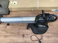 Garden blower/ vacuum
