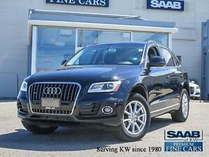 2013 Audi Q5 Navigation Power Tailgate
