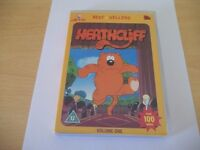 Heathcliff the cat dvd
