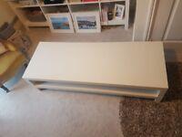 ***Ikea TV Stand in White £25***