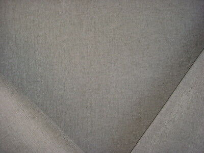 10-1/4Y KRAVET SMART 33902 LIGHT SILVER STRIE PLAINS CHENILLE UPHOLSTERY FABRIC