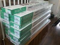 Kronotex Robusto Saverne Oak 12mm thick plus underlay 19 packs = 24.5 m Sq.