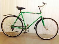 Beautiful vintage gents bike In excellent used Condition