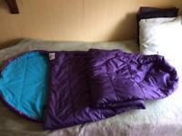 Sleeping Bag Mummy-style