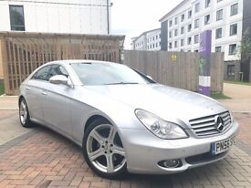 MERCEDES CLS 320 CDI AUTO 7G FULLY LOADED HPI CLEAR SIMILAR BMW AUDI MERC VW PX WELCOME