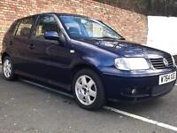 Automatic Volkswagen Polo 1.4 - 12 Months Mot
