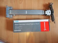 Height Adjustable ceiling projector mount (Maplin)