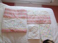 Mothercare cot set