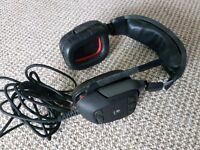 Logitech G35 USB headset