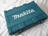 original makita very strong case for drills & accessories,can fit other drills & accessories..