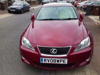 lexus is220 long mot with low mileage reasonable offers accepted £4495