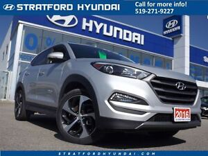 2016 Hyundai Tucson Premium 1.6 | ALL WHEEL DRIVE | NO ACCIDENTS