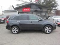 2013 Acura MDX TECH PACKAGE 7 PASSENGER