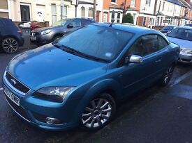 Ford Focus coupe Cabriolet Convertible