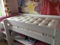Midsleeper bunk bed