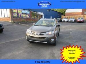 2013 Toyota RAV4 XLE $162 B/W