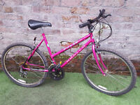 """Adults APOLLO PULSE, 20"""" Frame, 15 Speed, GC! Bike SERVICED & WORKING"""