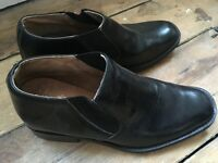 Men's Shoes - Size UK 7 - elevator shoes (appear taller) (height increasing Status shoes)