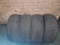 Winter Tyres Dunlop Winter Sport 3D 235-50-R19