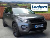 Land Rover Discovery Sport TD4 HSE BLACK (grey) 2016-07-29