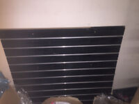 retail rail board, wall retail display STILL AVAILABLE