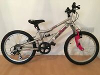 """Apollo Pure FS Junior Mountain Bike - 20"""" - Brand New"""