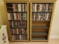 Approx. 220 DVDs for Sale (Job lot/Car boot)