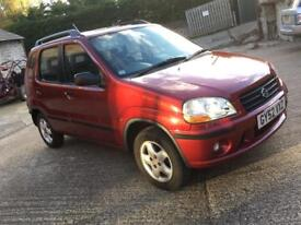 Suzuki ignis 1.3 petrol ideal first car cheap px available