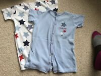 Boys short sleeve suits