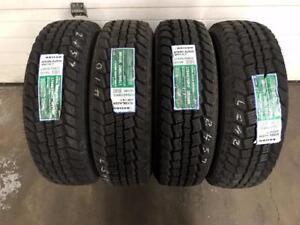 LT245/75R17 WINTER TIRES (SAILUN ICE-BLAZER Studdable Tires)
