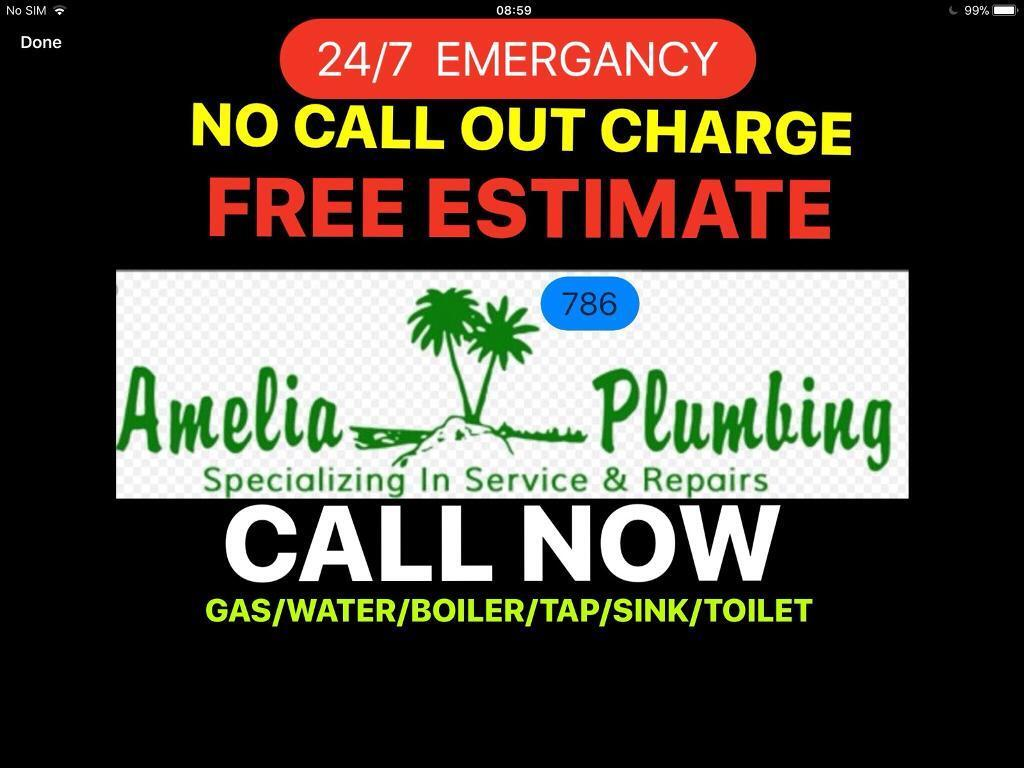 Plumbing and boiler and heating and gas services 24/7 family ...
