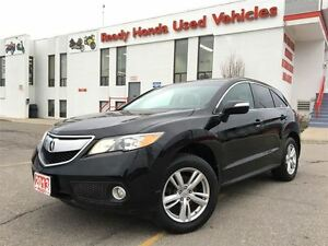 2013 Acura RDX Tech Pkg - Navigatioon - Leather - Sunroof