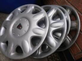 Rim covers Rover 25