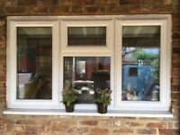 UPVC Windows (Used) Double and Triple