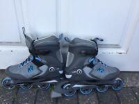 K2 Inline Skates, barely used