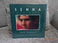 "Ayrton Senna ""Atribute"" by Ivan Rendall"