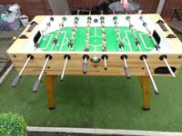 BAR FOOTBALL TABLE FULL SIZE
