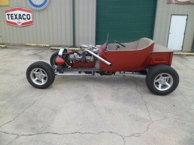 1923 Ford T-Bucket -- 1923 Ford T-Bucket Roadster 283 Corvette Engine Automatic 4 Wheel Disc Brakes