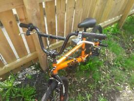 "Kids Zinc 20"" BMX Bike"