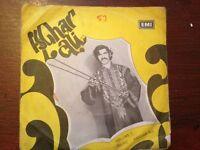 ASGHAR ALI & LAL DIN SHAHBAZI RECORD SINGLE EP's COLLECTION - Punjabi Folk Music/ Pakistani Singer