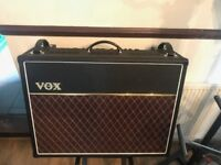 Immaculate Vox AC30C2
