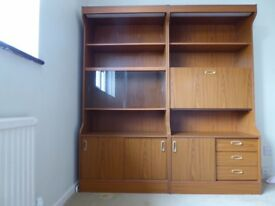 2 SCHREIBER ROOM UNITS 1960/70's in good condition