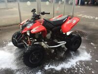 Polaris Predator 500cc 2010 road legal quad